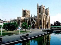 Англия город бристоль